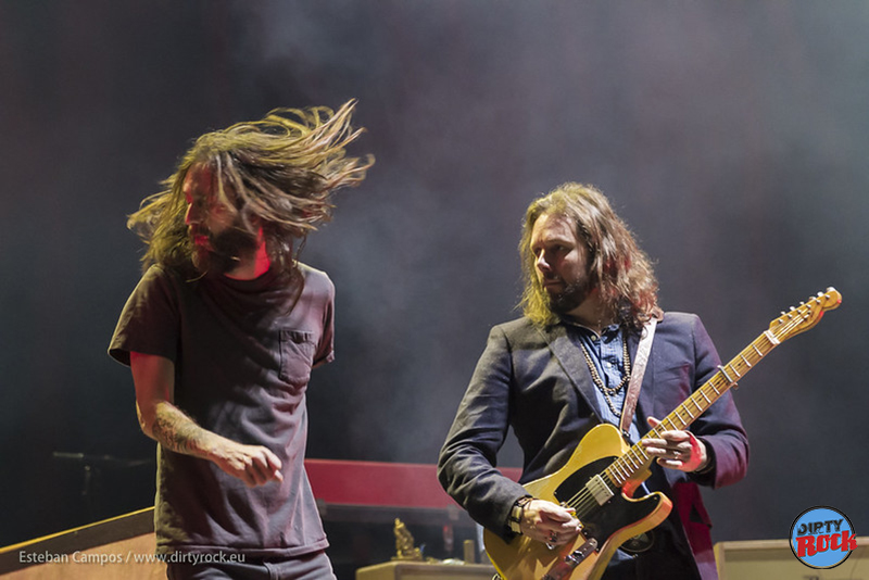 The-Black-Crowes-gira-2020-España-Shake-your-money-maker