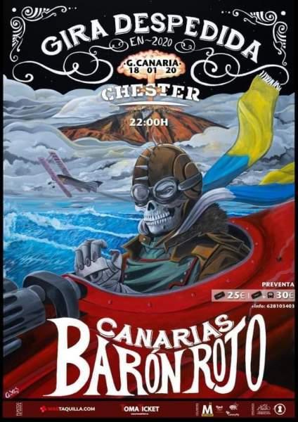 Barónrojograncanariadirtyrock7109