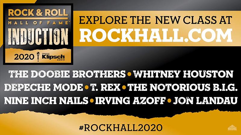 Nuevos miembros del Rock & Roll Hall Of Fame 2020 - Dirty Rock Magazine