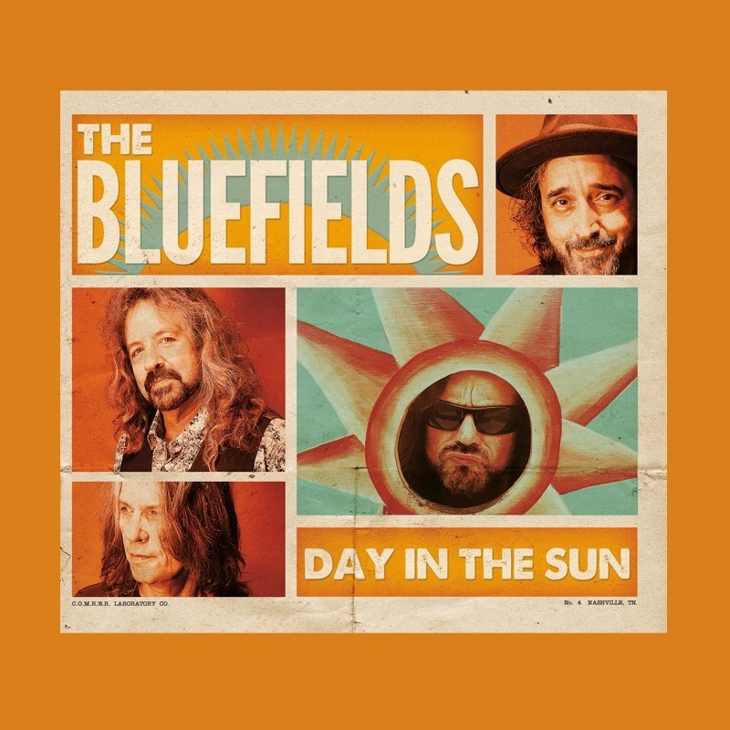 The Bluefields, el nuevo grupo de Dan Baird - Página 4 The-Bluefields-Day-In-The-Sun-nuevo-disco