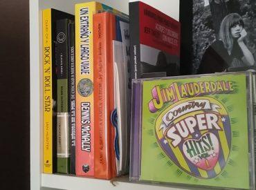 Country Super Hits Vol 1 (2006) de Jim Lauderdale disco