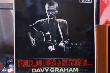 Davy Graham Folk, Blues and Beyond disco 2020