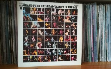 Grand Funk Railroad Caught in the Act disco