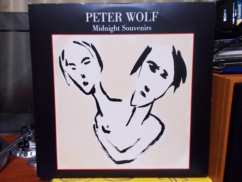 """Midnight Souvenirs"""" (2010) de Peter Wolf"""