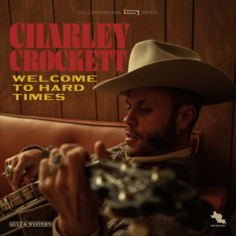 CHARLEY CROCKETT [Texas/country-soul] - Gira septiembre 2019 2_Charley-Crockett-publica-nuevo-disco-Welcome-to-Hard-Times