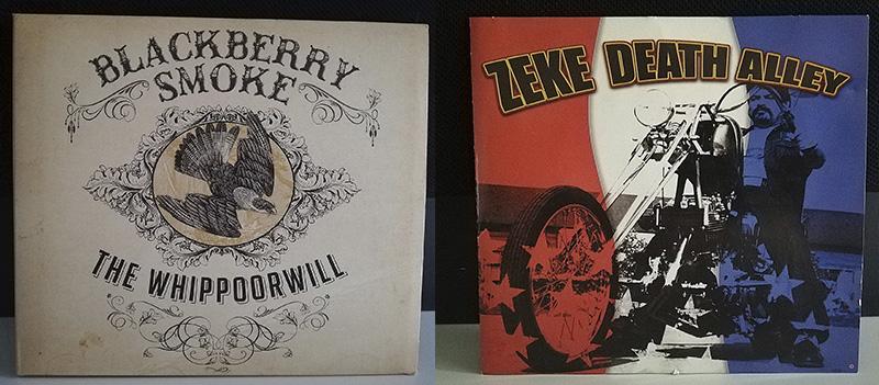 Blackberry Smoke The Whippoorwill Zeke Death Alley disco