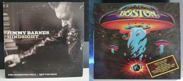 Boston Boston Jimmy Barnes 30 30 Hindsight disco