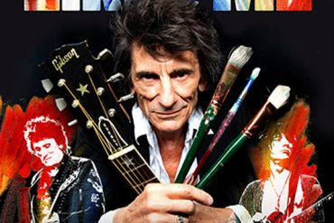 Documental sobre Ronnie Wood llamado Somebody Up There Likes Me