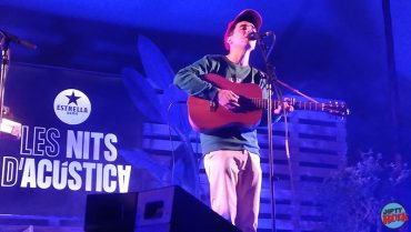 Ferran Palau en el Festival Acústica Figueres