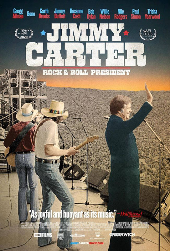 Jimmy Carter Rock & Roll President documental
