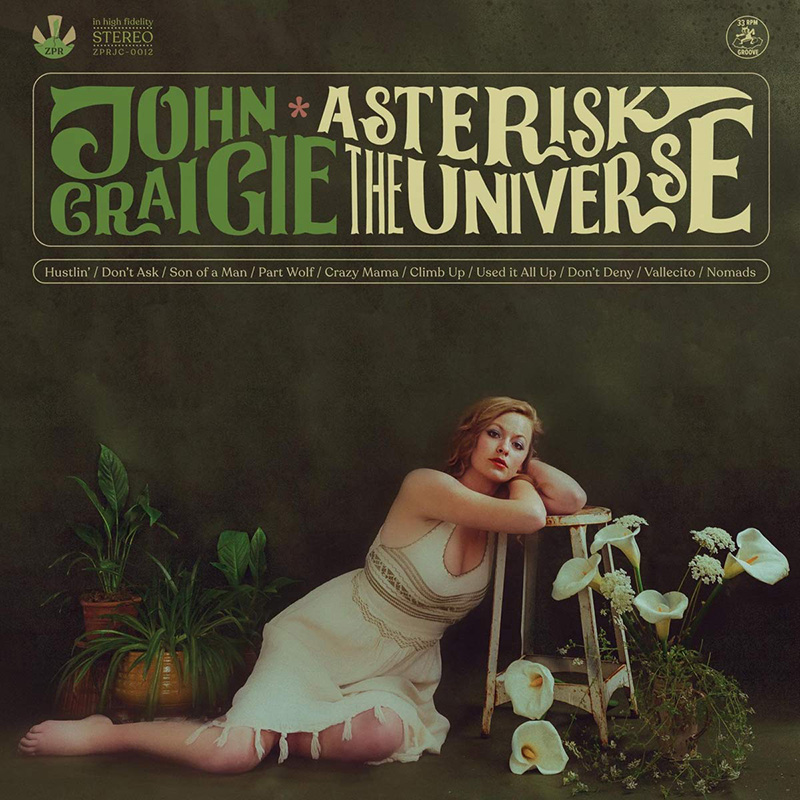 John Craigie publica nuevo disco Asterisk the Universe