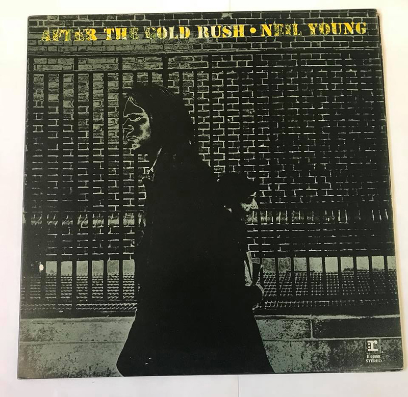 Neil Young after the gold rush aniversario 2020 50 años