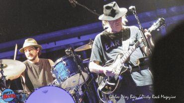 Neil Young anuncia nuevo EP titulado The Times