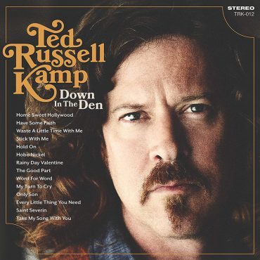 Nuevo disco de Ted Russell Kamp, Down in the Den