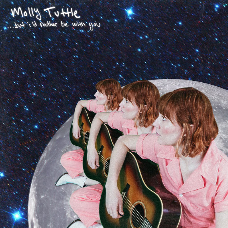 Nuevo disco de versiones de Molly Tuttle con ... But I'd Rather Be With You