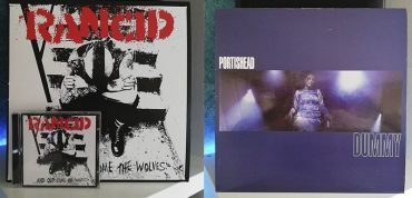 Rancid ...And Out Come the Wolves Portishead Dummy disco