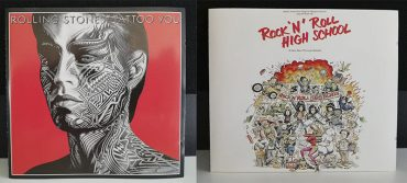 The Rolling Stones Tattoo You Rock N Roll High School OST disco