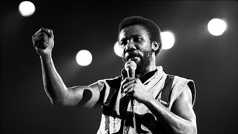 Adiós a Frederick Toots Hibbert Toots and the maytals RIP 2020