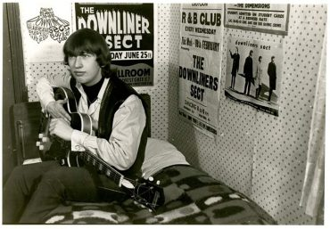 Adiós a Terry Gibson, guitarrista de The Downliners Sect, F.U.2 y The Vacants