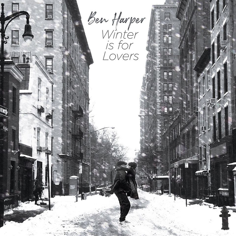 Ben Harper anuncia Winter Is for Lovers, su primer disco instrumental