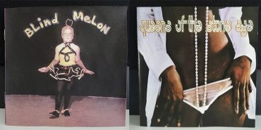 Blind Melon Queens Of The Stone Age disco debut