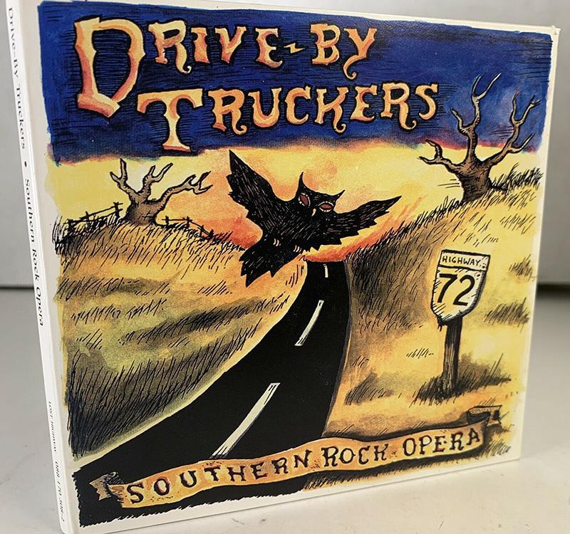 Drive-By Truckers southern rock opera disco aniversario