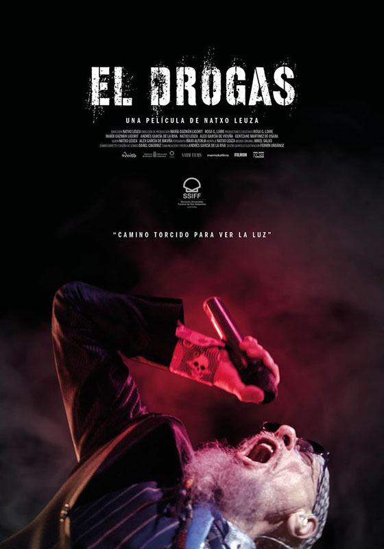 El Drogas, el documental 2020