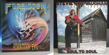 Forbidden Forbidden Evil Stevie Ray Vaughan Soul to Soul disco