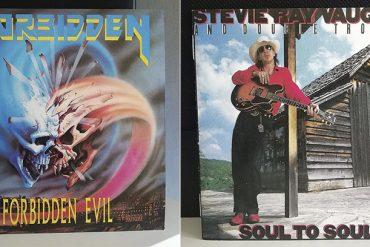 Forbidden Forbidden Evil Stevie Ray Vaughan Soul to Soul disco