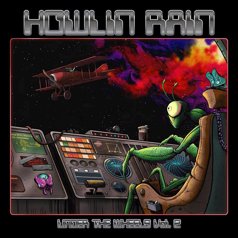 Howlin Rain ha anunciado Under The Wheels Live From The Coasts Vol. 2