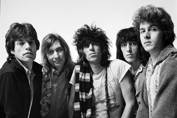 Los Rolling Stones hacen historia con 13 álbumes número en seis décadas