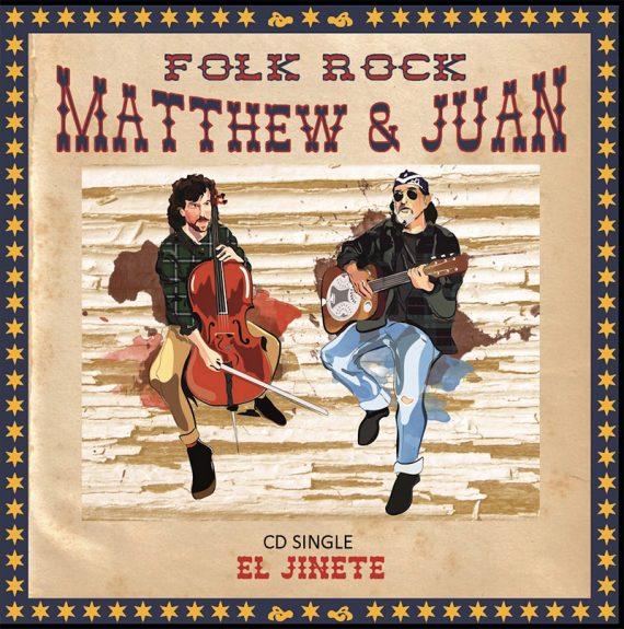 Matthew and Juan el Jinete nuevo single 2020