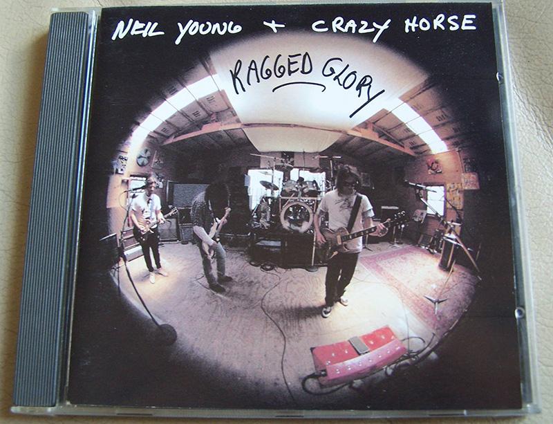Neil Young Ragged Glory disco aniversario
