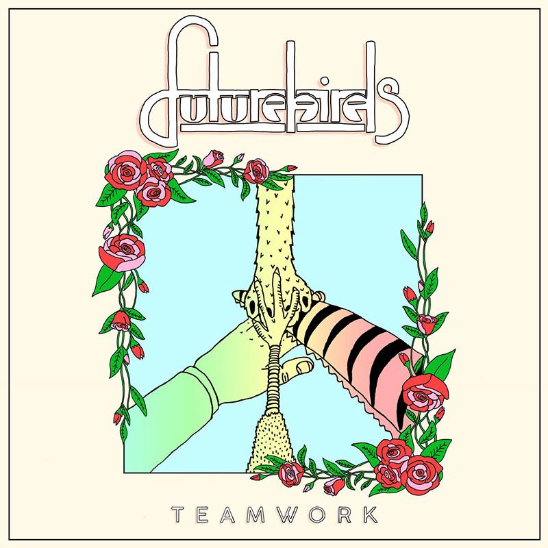 Nuevo disco de Futurebirds, Teamwork