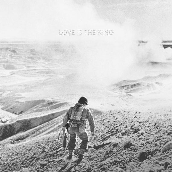 Nuevo disco de Jeff Tweedy de Wilco con Love Is The King