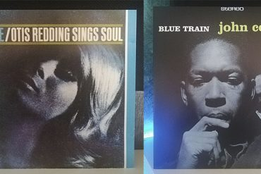 Otis Redding Otis Blue John Coltrane Blue Train disco