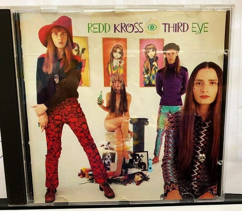 Redd Kross Third Eye aniversario disco 2020