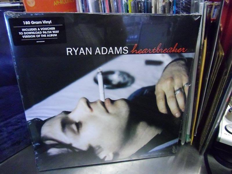Ryan Adams Heartbreaker dsico aniversario 2020