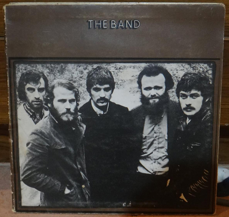 The Band The Band disco 1969