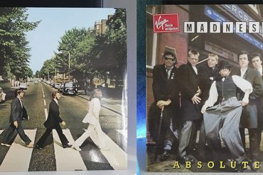The Beatles Abbey Road Madness Absolutely disco
