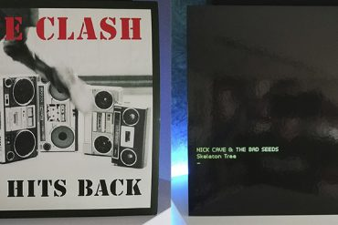 The Clash Hits Back Nick Cave & The Bad Seeds Skeleton Tree disco