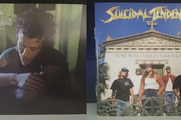 Tom Waits Blue Valentine Suicidal Tendencies How Will I Laugh Tomorrow When I Can't Even Smile Today disco.