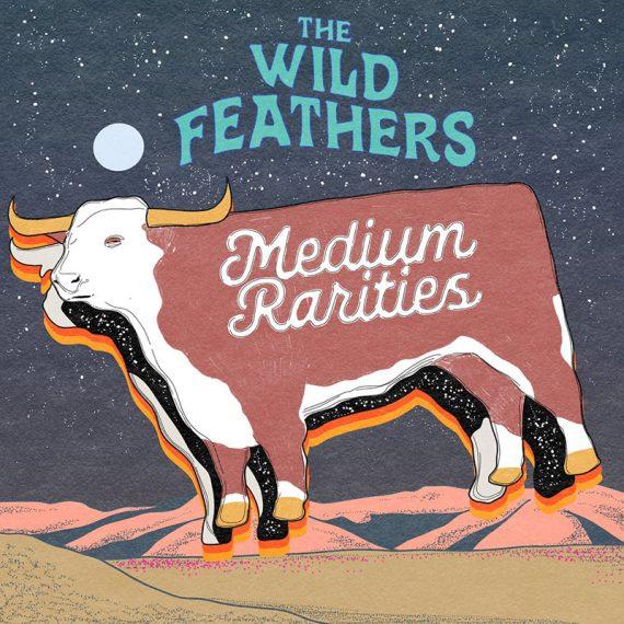 the wild feathers publican medium rarities, disco de versiones
