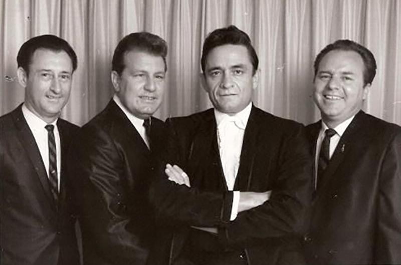 "Adiós a WS ""Fluke"" Holland, batería de Sun Records, Carl Perkins y Johnny Cash 2020"