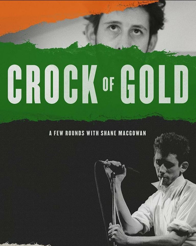 Crock of Gold, el documental sobre Shane MacGowan 2020