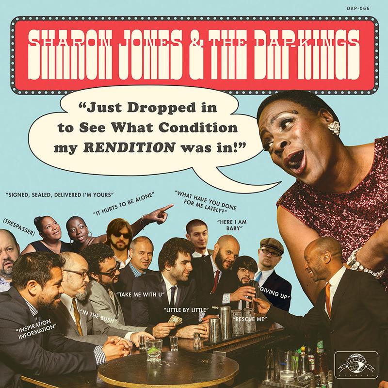 Disco de versiones de Sharon Jones, Just Dropped In To See What Condition My Rendition Was In