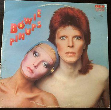 El PinsUp de David Bowie