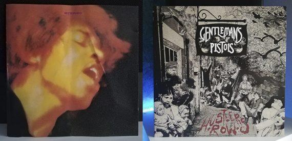 Jimi Hendrix Electric Ladyland Gentleman's Pistols Hustler's Row disco