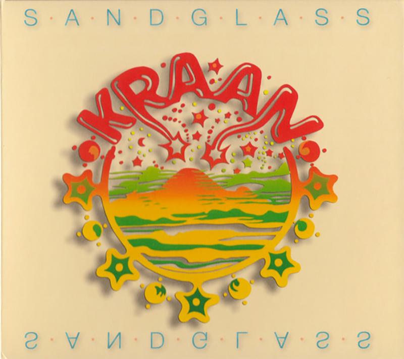 Kraan publican nuevo disco, Sandglass