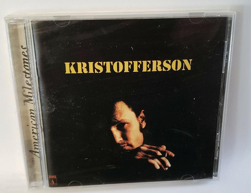Kristofferson (1970) de Kris Kristofferson disco